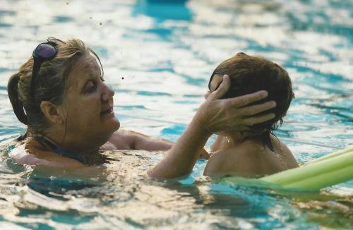 canyon swim school